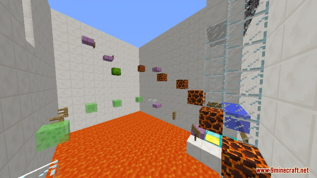 Sprint Lava Parkour 4 Map Screenshots 10