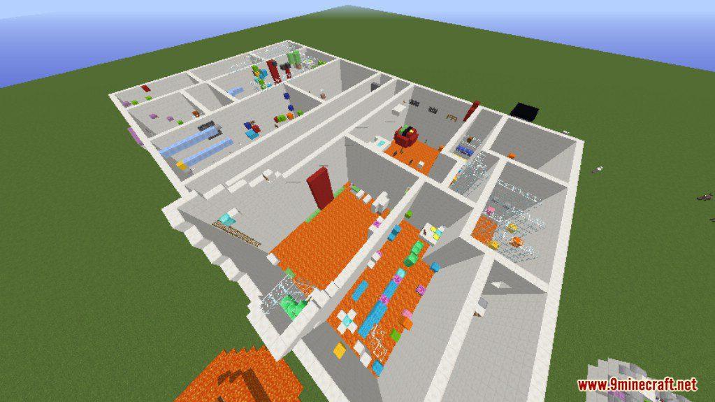 Sprint Lava Parkour 4 Map Screenshots 6