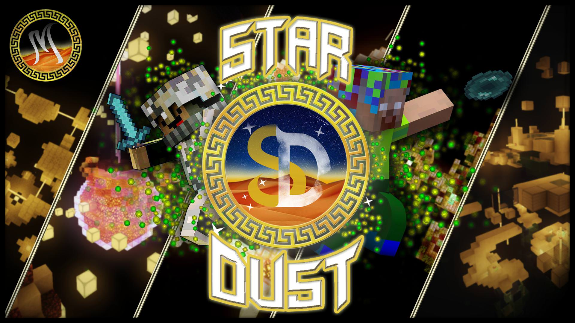 Star Dust Map Thumbnail