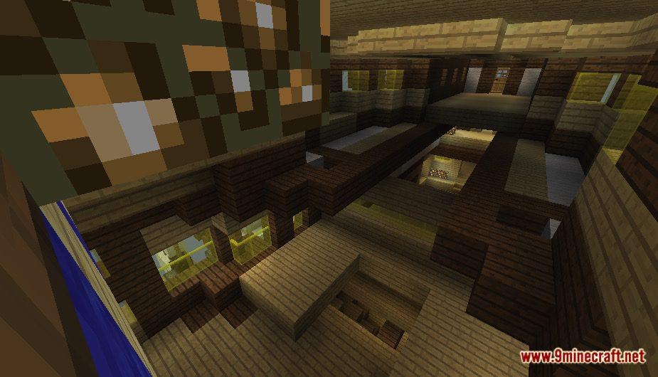 Steampunk Airship Map Screenshots 11