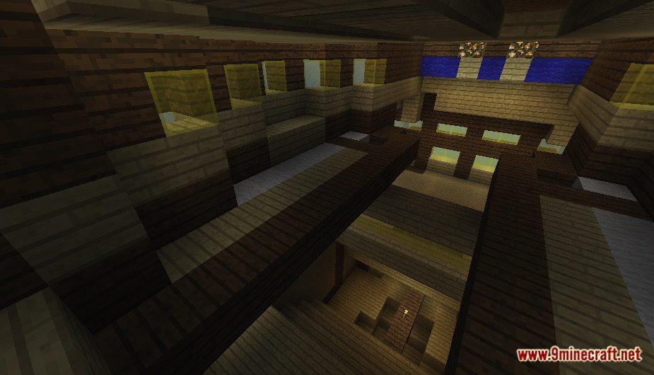Steampunk Airship Map Screenshots 4