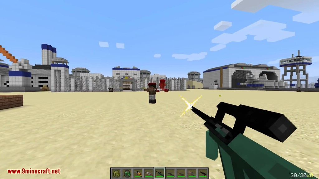 Techguns Mod Screenshots 10