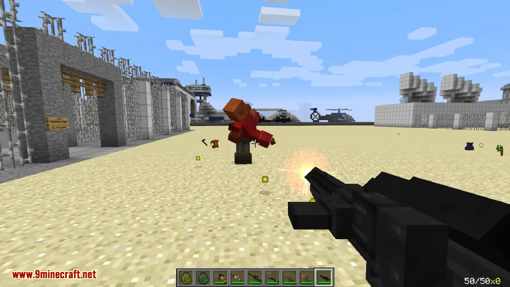 Techguns Mod Screenshots 14