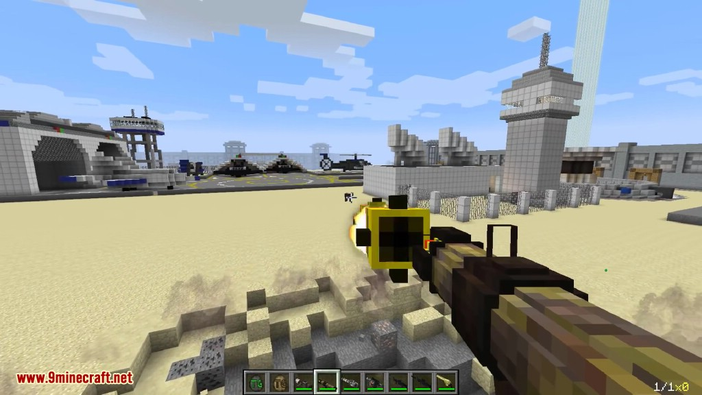 Techguns Mod Screenshots 17