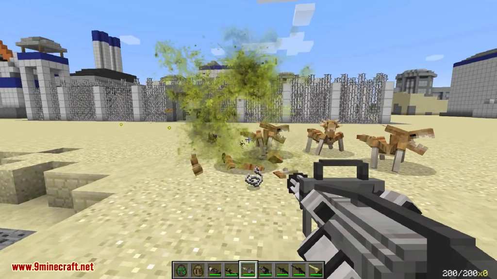 Techguns Mod Screenshots 19
