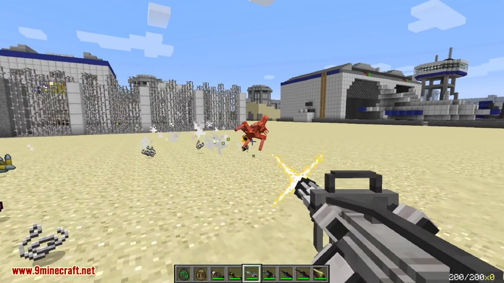 Techguns Mod Screenshots 20