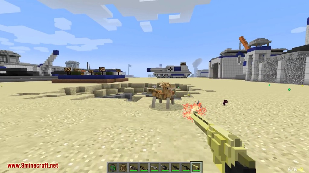 Techguns Mod Screenshots 24