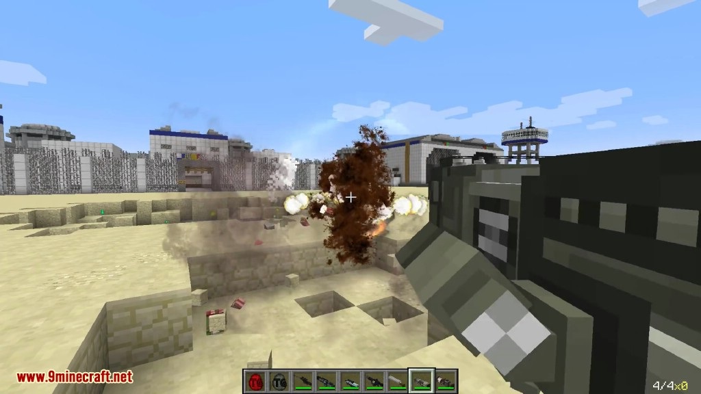 Techguns Mod Screenshots 29