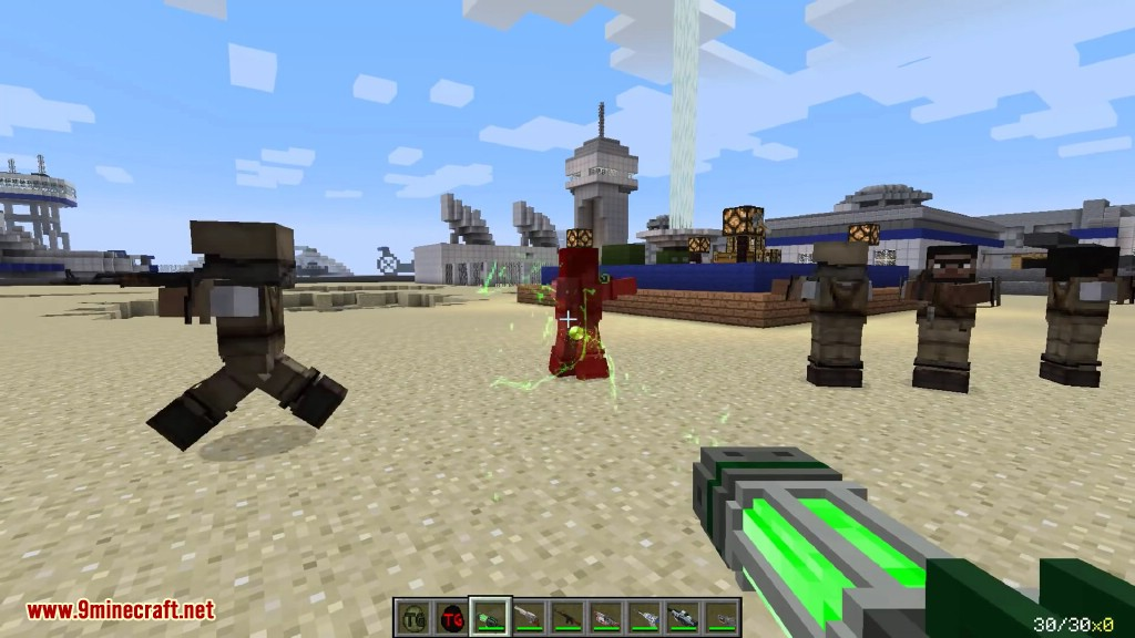 Techguns Mod Screenshots 30