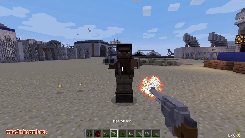 Techguns Mod Screenshots 32