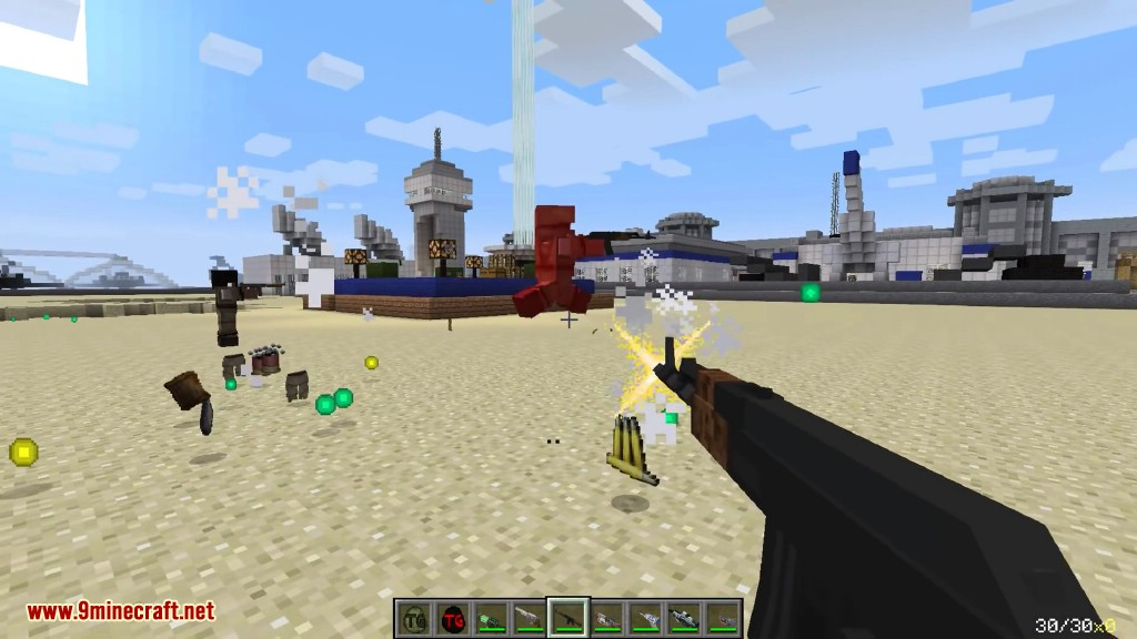 Techguns Mod Screenshots 33