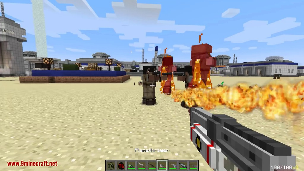 Techguns Mod Screenshots 34
