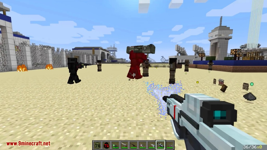 Techguns Mod Screenshots 36