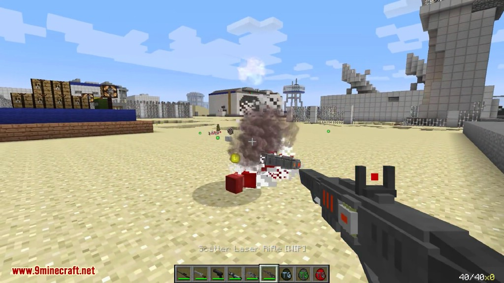 Techguns Mod Screenshots 43