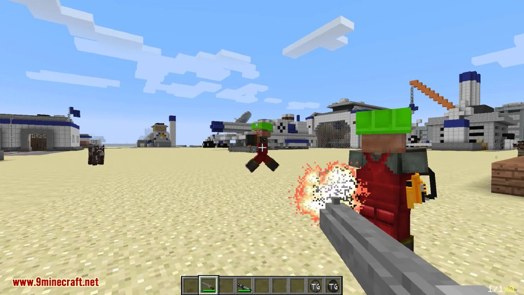Techguns Mod Screenshots 44