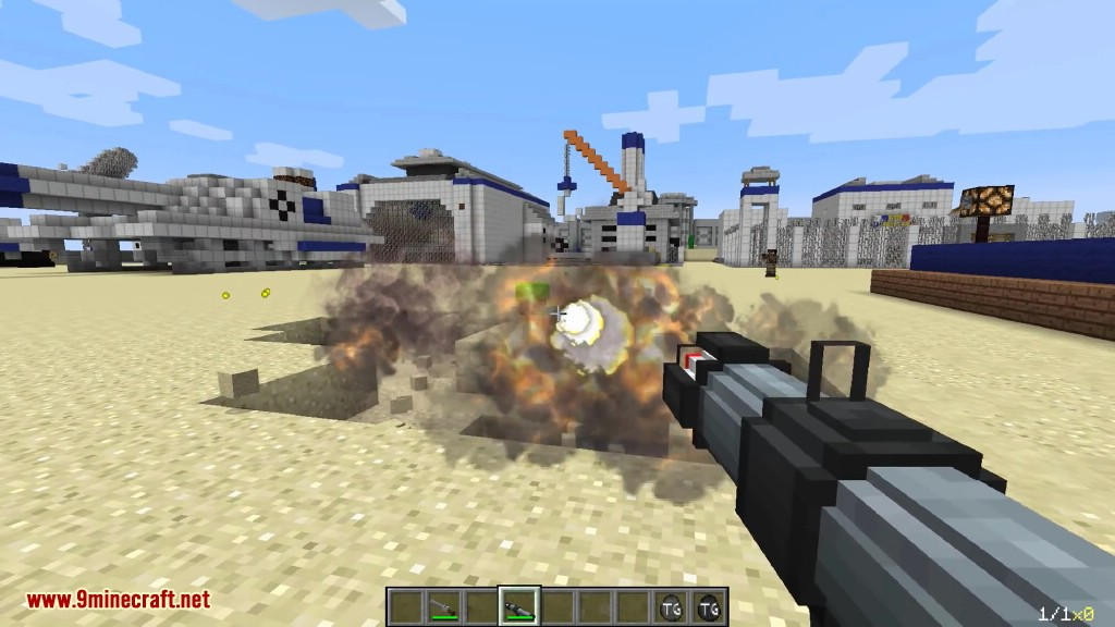 Techguns Mod Screenshots 45