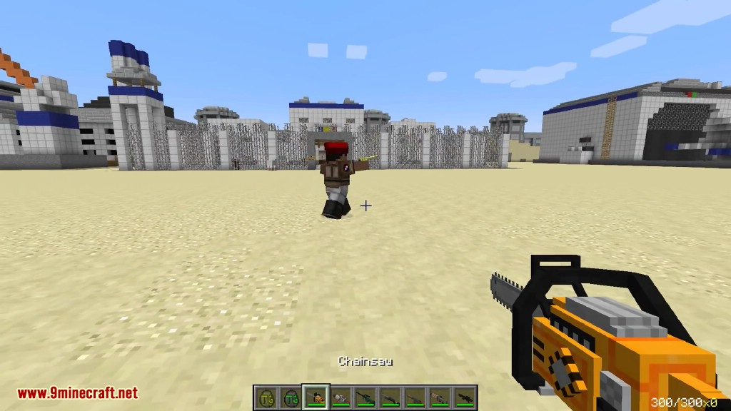 Techguns Mod Screenshots 7