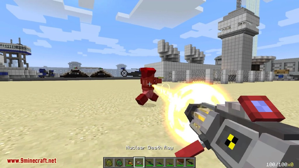 Techguns Mod Screenshots 8