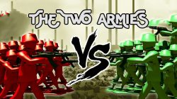 The Two Armies Map Thumbnail