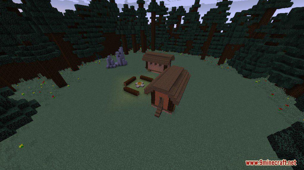 The Wolfman Map Screenshots 1