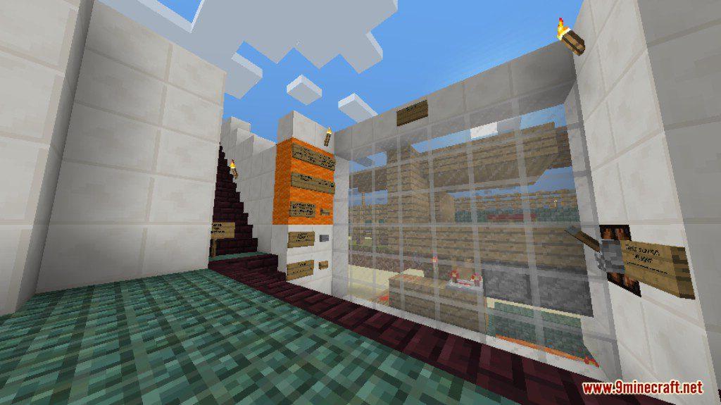 Villager Torture Map Screenshots 11