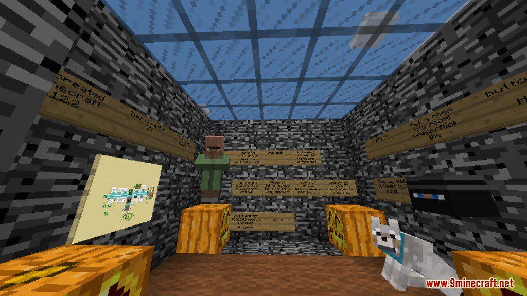 Villager Torture Map Screenshots 2