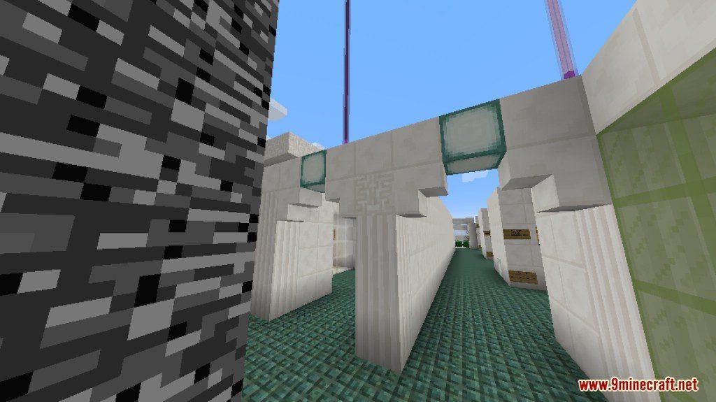 Villager Torture Map Screenshots 3
