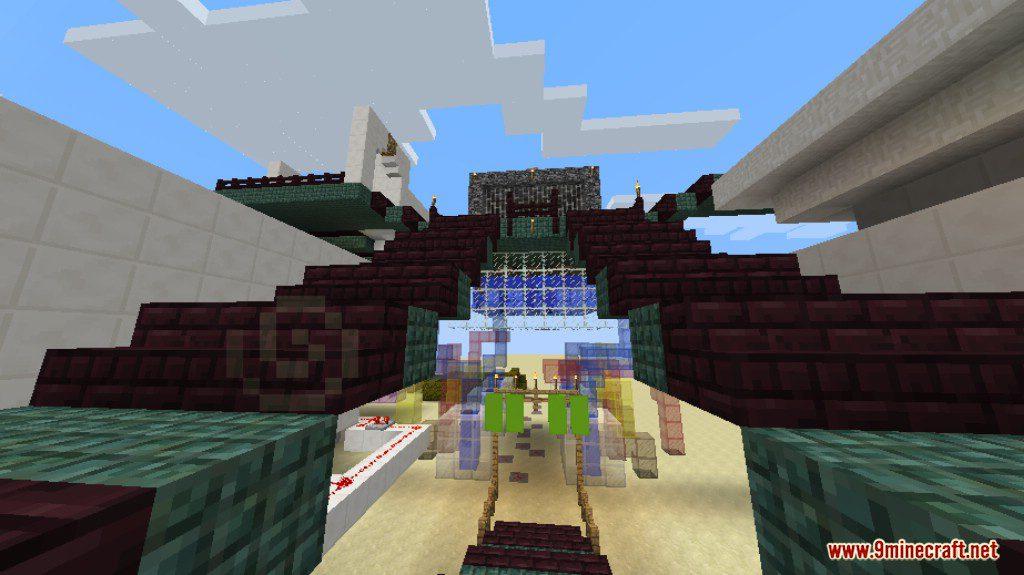 Villager Torture Map Screenshots 4