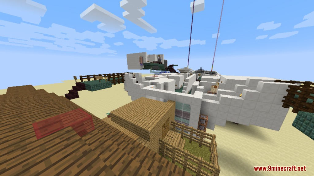 Villager Torture Map Screenshots 6