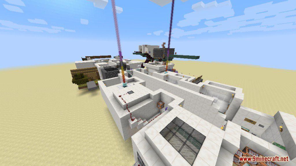 Villager Torture Map Screenshots 9