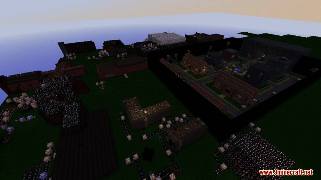 White Nightmare Orgins Map Screenshots 3