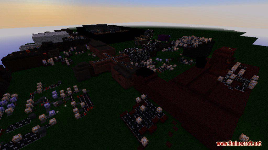 White Nightmare Orgins Map Screenshots 5