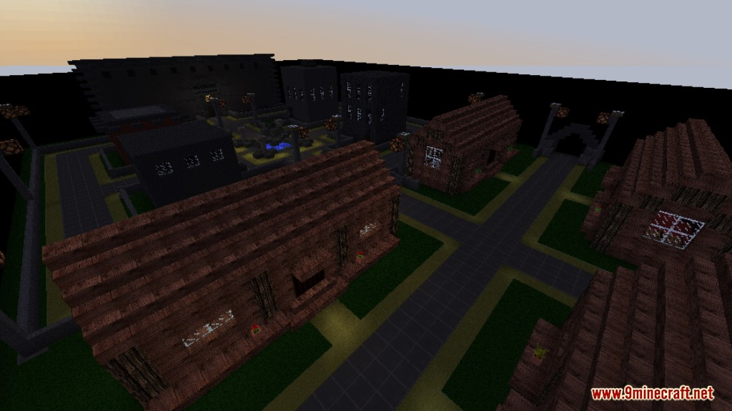 White Nightmare Origins Map Screenshots 13