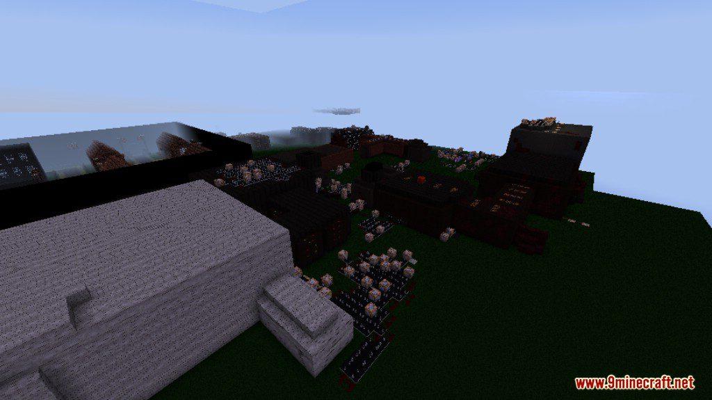 White Nightmare Origins Map Screenshots 5