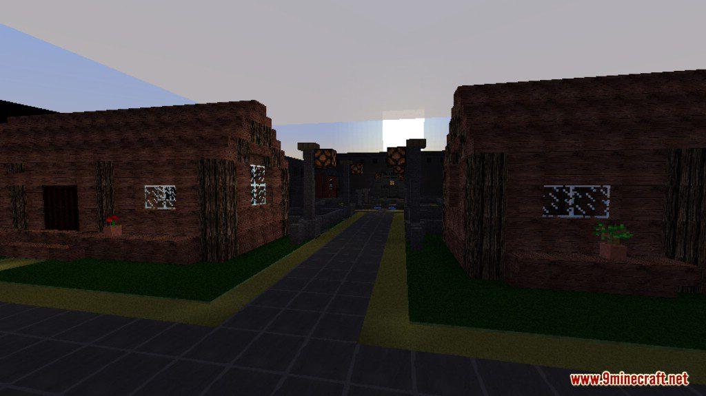 White Nightmare Origins Map Screenshots 8