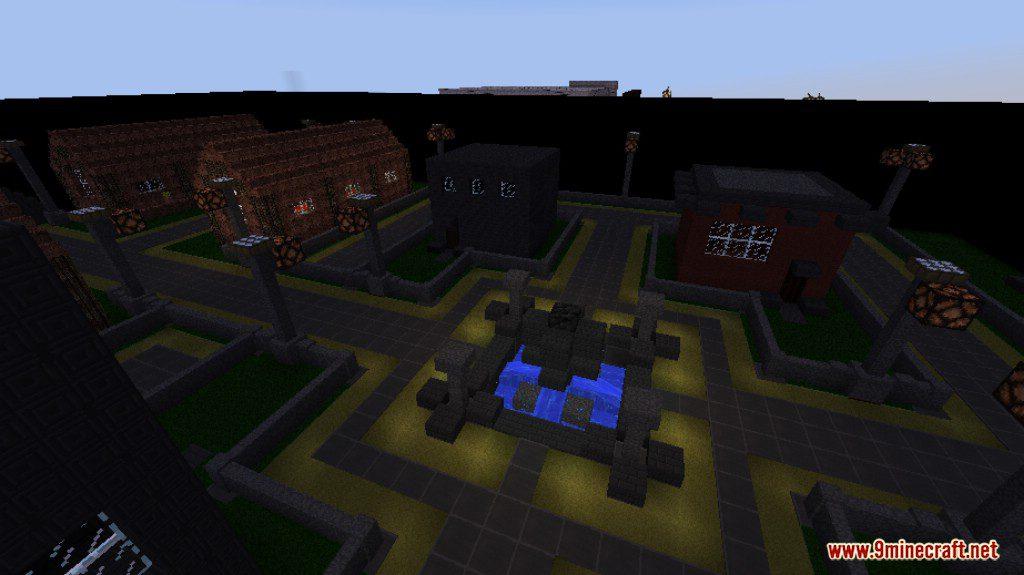 White Nightmare Origins Map Screenshots 9