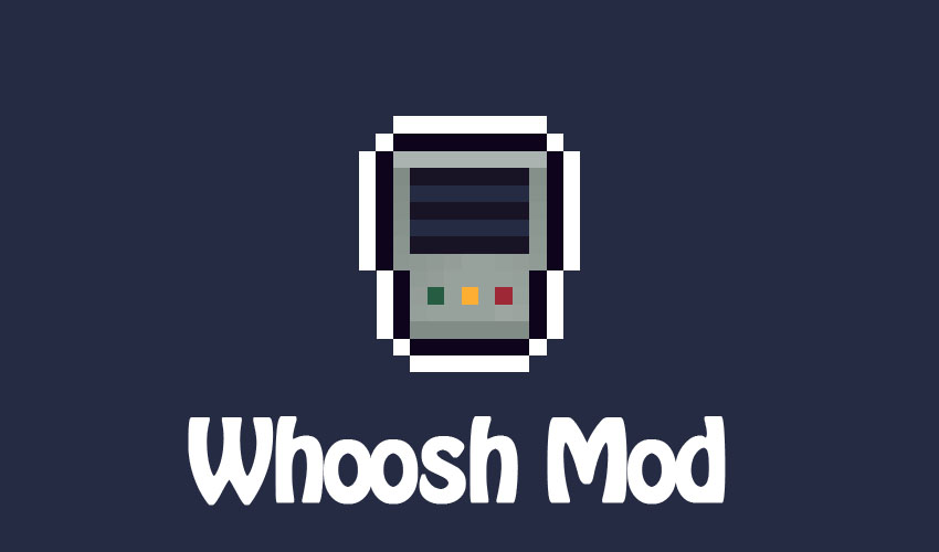 Whoosh Mod 1.12.2 Download