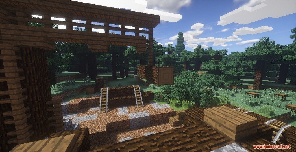 iltkamilCraft Resource Pack Screenshots 5