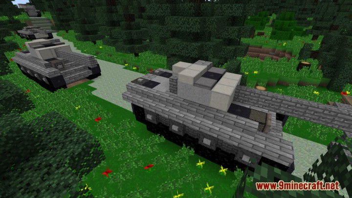 Angry's WWII Resource Pack Screenshots 1