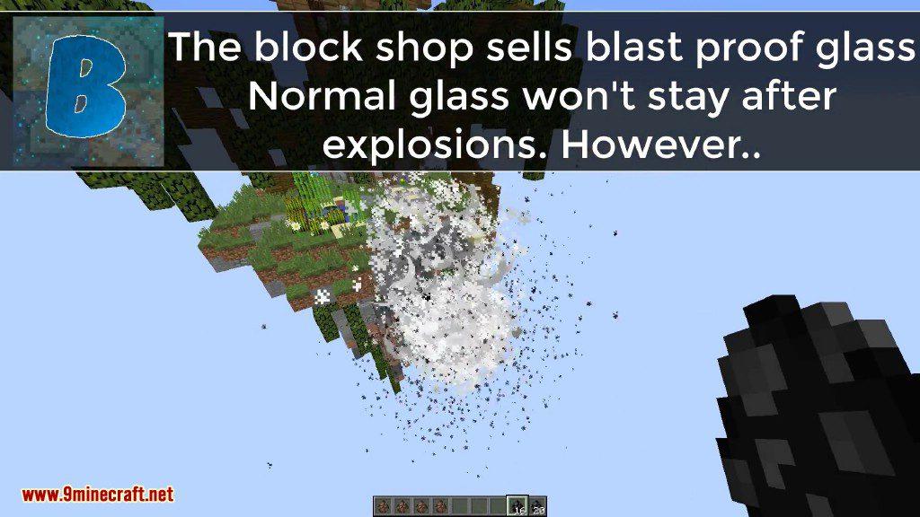 Bedwars Items and Generators Command Block Screenshots 16