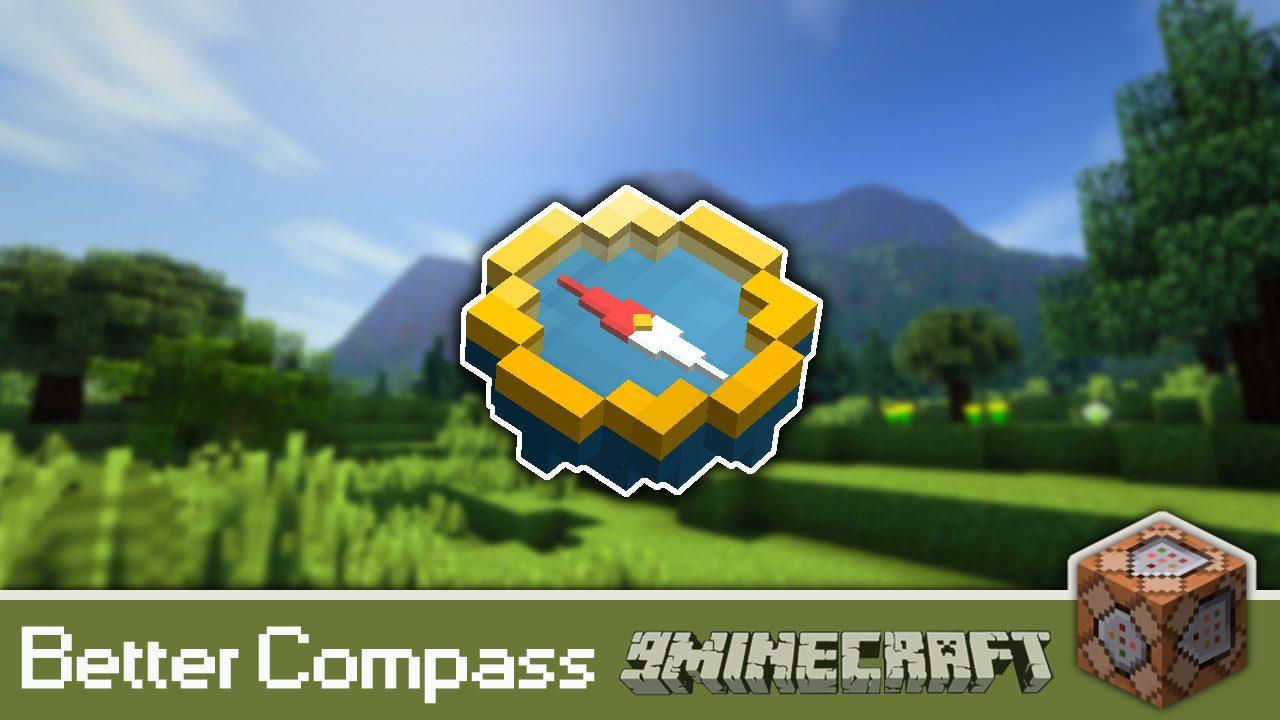 Better Compass Mod 1.12.2