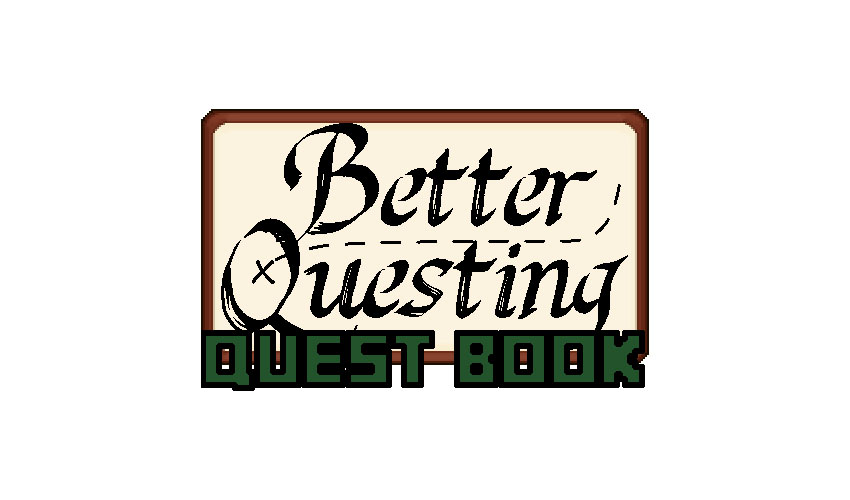 Better Questing Quest Book Mod