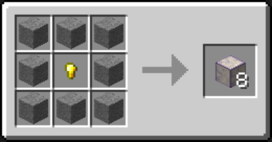 Chisel Mod Crafting Recipes 13