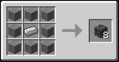 Chisel Mod Crafting Recipes 15