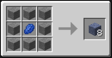 Chisel Mod Crafting Recipes 22