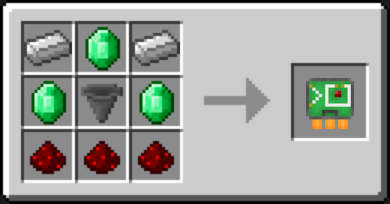 Chisel Mod Crafting Recipes 25