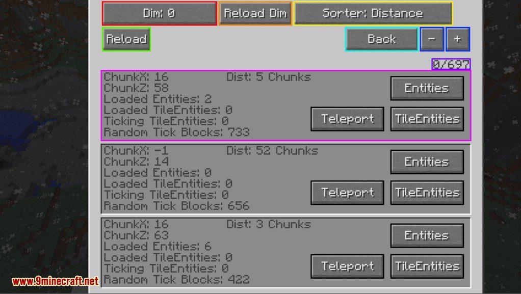 Chunk Pregenerator Mod How to use 5