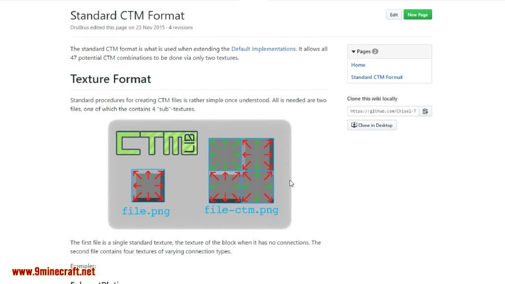 Connected Textures Mod Screenshots 3