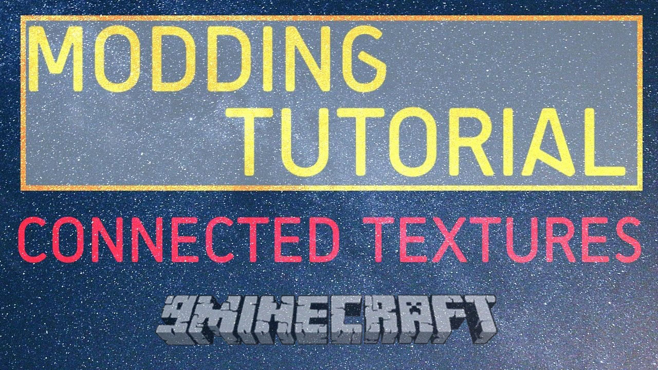 Connected Textures Mod