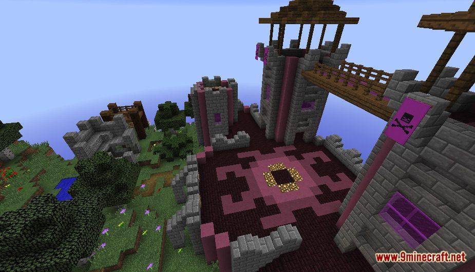Crypt Wars Map Screenshots 12